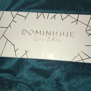 Dominique Latte palette